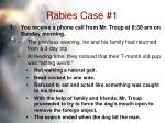 rabies case 1