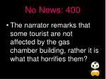 no news 400