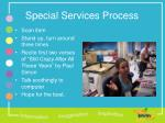 special services process1