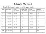 adam s method1