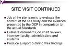 site visit continued1
