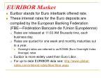 euribor market
