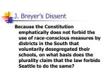j breyer s dissent2