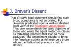 j breyer s dissent3