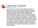 j kennedy s opinion5