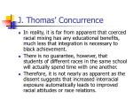 j thomas concurrence1
