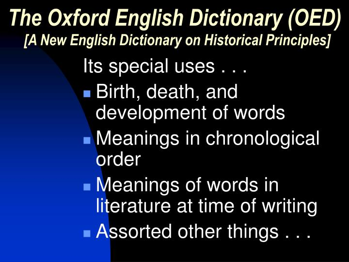 different meanings of fool according to the oxford english dictionary on historical principles