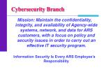 cybersecurity branch