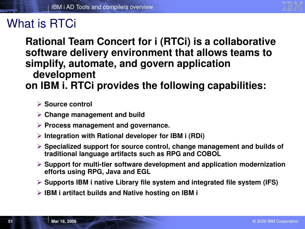 What is RTCi