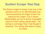 southern europe rest stop6