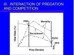 iii interaction of predation and competition14