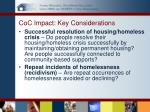 coc impact key considerations1