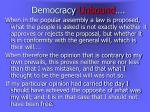 democracy unbound