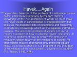 hayek again
