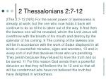 2 thessalonians 2 7 12