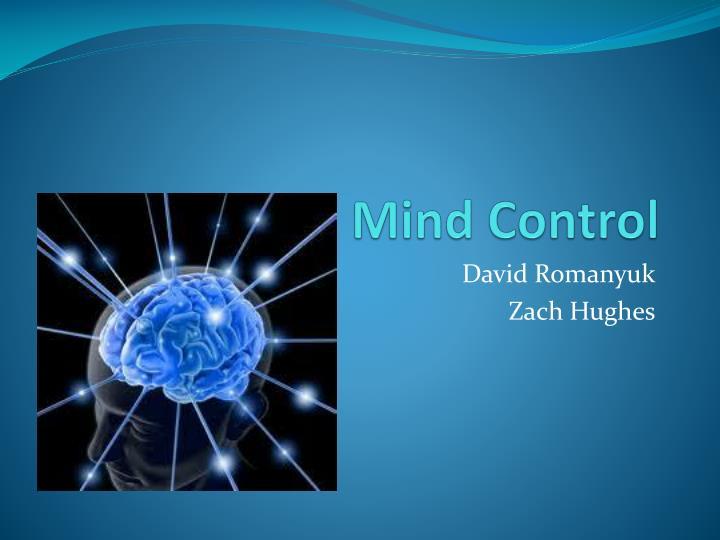 mind control n.