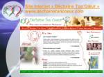 site internet d cha ne ton c ur www dechainetoncoeur com