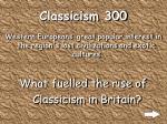 classicism 300
