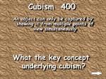 cubism 400
