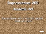 impressionism 200