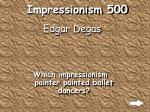 impressionism 500