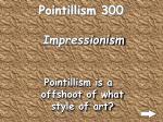 pointillism 300