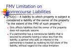 fmv limitation on nonrecourse liabilities