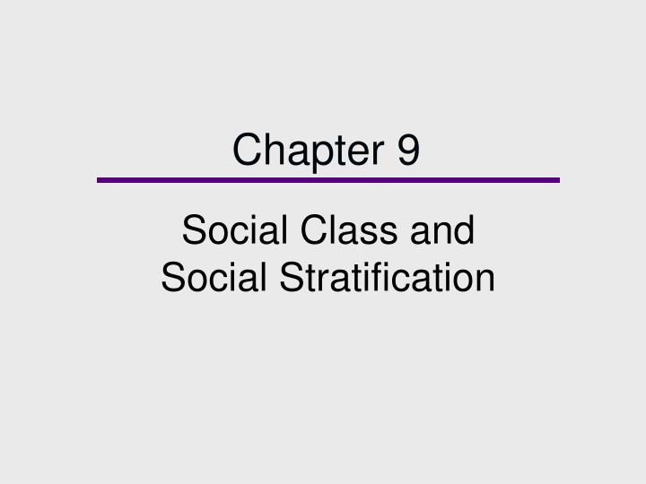 social differentiation and social stratification ch 8 Social stratification based on personal merit (a person knowledge,abilities,and effort ) status consistency the degree of uniformity in a person's social standing across various dimensions of social inequality.