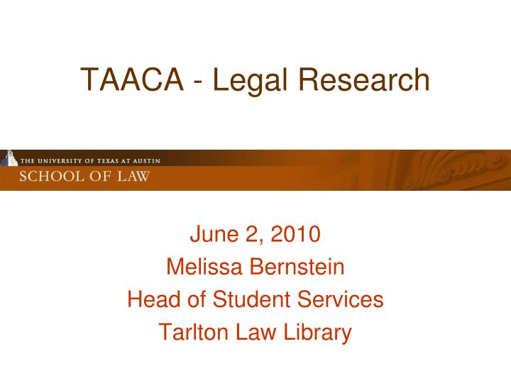 importance of legal research Legal research legal research has 2 case research : the lawyer hits the law library in an previous cases with favorable outcomes are of prime importance.