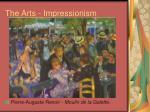 the arts impressionism2