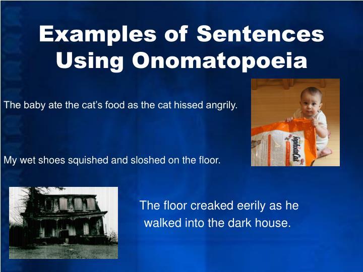 Ppt Onomatopoeia Powerpoint Presentation Id997879