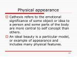 physical appearance1