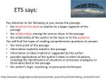 ets says1