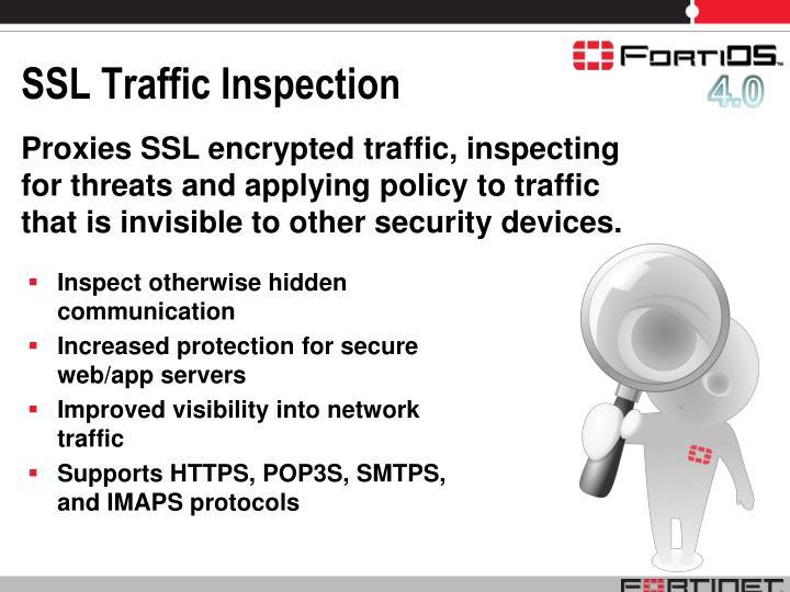 SSL Traffic Inspection