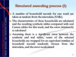 simulated annealing process 1