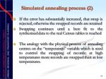 simulated annealing process 2