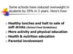 some schools have reduced overweight in students by 59 in 3 years here s how