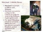 maryland catholic haven