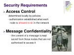 security requirements3