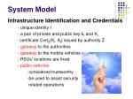 system model8