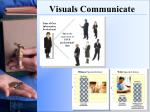 visuals communicate