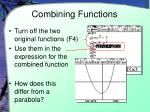 combining functions1