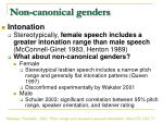 non canonical genders1