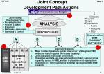 joint concept development path actions
