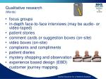 qualitative research words1