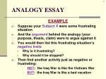 analogy essay9