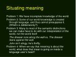 situating meaning1