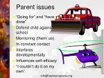 parent issues1