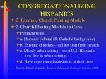 congregationalizing hispanics6