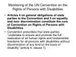 monitoring of the un convention on the rights of persons with disabilities5